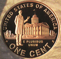 2009 Copper Lincoln Cent