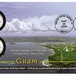 US Mint Offers Guam Quarter First Day Coin Cover