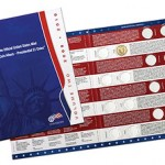 Official United States Mint Presidential Dollar Coin Album Volume 2 On Sale