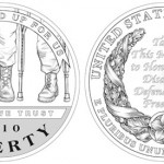 Disabled Veterans Silver Dollar Coin Designs Unveiled