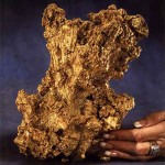 Second Largest Gold Nugget in the World on Display