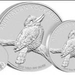 2010 Australian Silver Kookaburra Coins