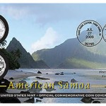 US Mint Releases American Samoa Quarter First Day Cover