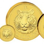 2010 Australian Lunar Gold Coin Series II – Year of the Tiger