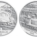 Railway of the Future Silver Commemorative Coin