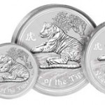 2010 Australian Lunar Silver Coin Series II – Year of the Tiger