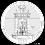 CFA Recommendations for 2010 America the Beautiful Quarters