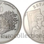 2009 Salvador Dali Silver Coin Set from Spanish Royal Mint