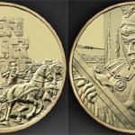 Ben Hur Live Commemorative Medallion from the Royal British Mint