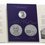 United States Mint Releases Braille Education Set