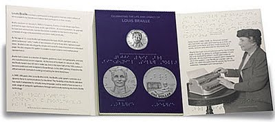 Louis Braille Set