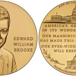 Senator Edward William Brooke III Congressional Gold Medal
