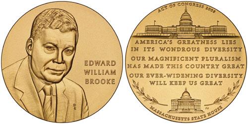 Edward William Brooke Medal