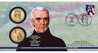 James K. Polk Cover
