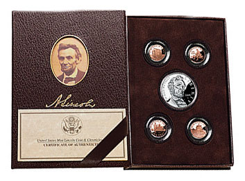 Lincoln Coin and Chronicles