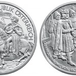 Richard the Lionheart Silver Commemorative Coin