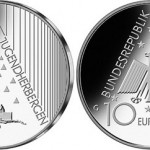 2009 Youth Hostels 100th Anniversary German Silver Coins