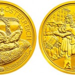 "Austrian Mint Releases 100 Euro Gold Coin ""Crown of an Archduke"""