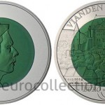 Castles of Luxembourg Silver and Niobium Coin Series