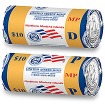 Northern Mariana Islands Quarter Rolls