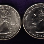 A Tale of Two Quarters: Satin and Shiny