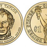 US Mint Offers 2009 Zachary Taylor Presidential Dollar Rolls
