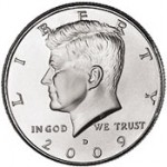 2009 Kennedy Half Dollar Two Roll Sets Sold Out