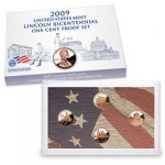 2009 Lincoln Cent Proof Set Sold Out