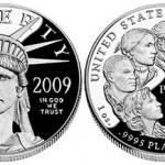 US Mint Offers 2009 Proof Platinum Eagle