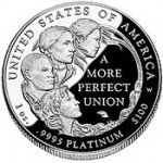 US Mint Sales: 2009 Platinum Eagle Proof Coin Near Sell Out