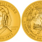2010 First Spouse Gold Coin Designs Unveiled