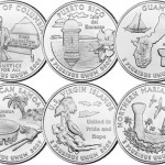 2009 DC & US Territories Quarters Final Mintages