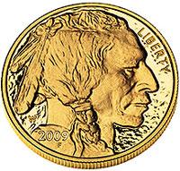 2009 Proof Gold Buffalo