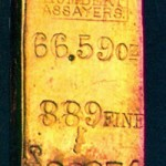 Reward Offered in SS Central America Gold Ingots Theft