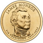 James Monroe Commemorative Coins Proposed