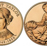 US Mint Releases First Spouse Bronze Medal Set