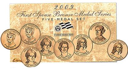 Bronze Medal Set