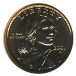 US Mint Adds 2001 Sacagawea Dollars to Direct Ship Program