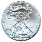 American Silver Eagle Coins Achieve Record Annual Sales