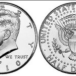 US Mint Offers 2010 Kennedy Half Dollar Bags and Rolls