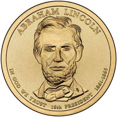 2010 Abraham Lincoln Dollar