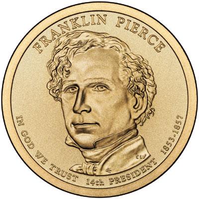 2010 Franklin Pierce Dollar