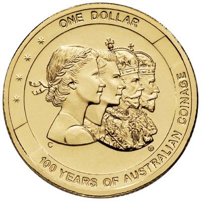 2010 Australian Dollar