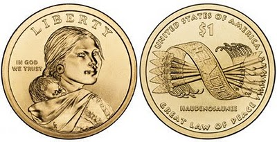 2010 Native American Dollars