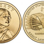 Native American Dollar Launch Ceremony in New York City