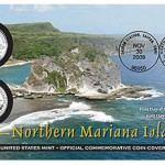 US Mint Offers Northern Mariana Islands Quarter First Day Cover