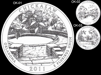 2011 Chickisaw Quarter