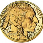 US Mint Sales: 2009 Proof Gold Buffalo Sales Decline