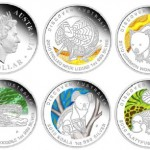 The Perth Mint Releases 2010 Discover Australia The Dreaming Silver, Gold, and Platinum Coins