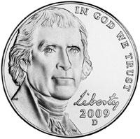 2009 Nickel